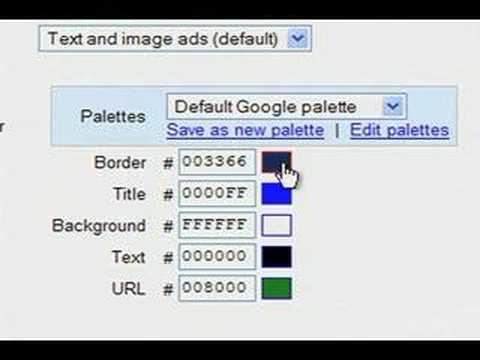 AdSense Anzeigen verwalten
